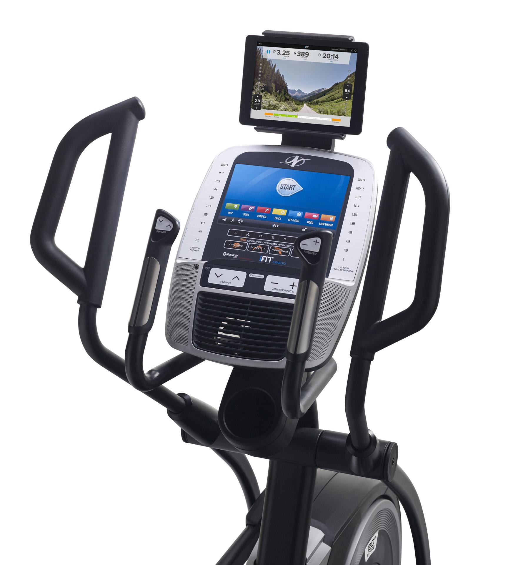 NordicTrack Elliptical Crosstrainer Commerical 12.9